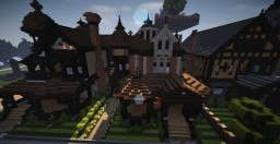 George F. Barber #5 Minecraft Project
