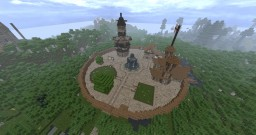 Medieval Spawn (EKT Server Spawn) Minecraft Map & Project