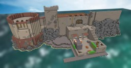 Fort Lully (Assassin's Creed IV: Black Sails) Minecraft