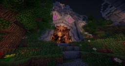 Glowing Eyes Project  LeberkasL  Faction Spawn Minecraft Project