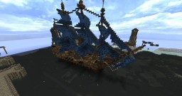 Medieval Military Ship Minecraft Project