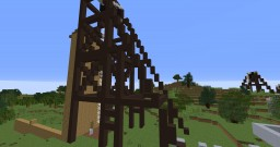 Geevor Tin Mine Minecraft Map & Project