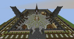 Small Factions Spawn Minecraft Map & Project