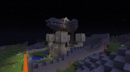 Fortress of Steve (Barbarian's are Coming Contest) Minecraft Project