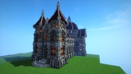 Abalon Cathedral  - Palandria RPG Server (German) Minecraft Map & Project