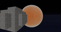 The Solar System to scale by Skop56 Minecraft Map & Project