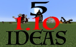 1.10 building test Minecraft Map & Project