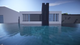 Modern concept house #3 Minecraft Map & Project