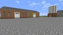 The Pump House (The Waterfront, Homestead, PA) Minecraft Project
