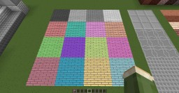 Colorblock: Creative (WIP) Minecraft Texture Pack