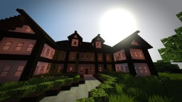 Old Mansion Minecraft Project