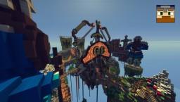 GuildCraft Server Hub - Floating Islands Minecraft Map & Project
