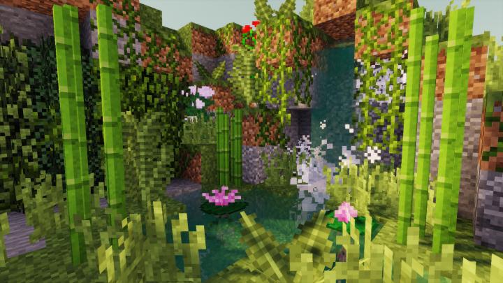 A beautiful waterfall Model Add-On
