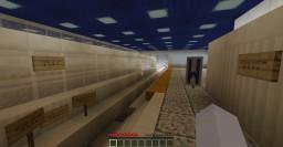 """Hyperloop"" the Super High Speed Transit in Minecraft! [1.9+] Minecraft Map & Project"