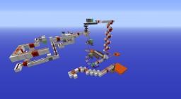 Ultimate Transportation System Minecraft Project