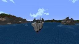 Cherokee Class Frigate (Concept) Minecraft Project