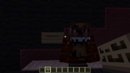 Five Nights at Freddy's 4 1.9 Minecraft Map & Project