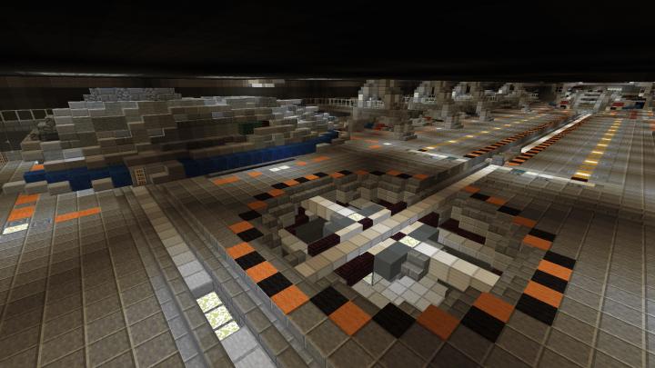 Main Shuttlebay lower level