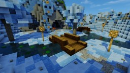 Iceland PVP Map Minecraft Map & Project