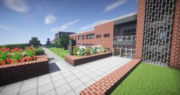 British School Minecraft Map & Project