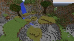 """Someone's Guide to Terraforming: 2) Basic Techniques (""""Repetitions"""" and """"Flow"""") Minecraft Blog"""