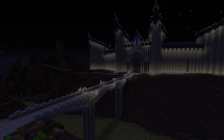 The start of Minas Morgul