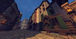 Diagon Alley Minecraft Map & Project