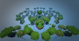 ➤ Skywars | Jungle | Download ! Minecraft Project