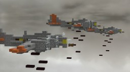 B-17 Flying Fortress Minecraft Map & Project