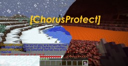 ChorusProtect-AnniversaryEdition[1.12][1.11.X] [1.10.X] [1.9.X] Minecraft Mod