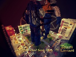 Hide N Seek map [Team Laviant] Minecraft Project