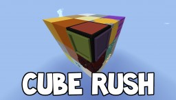 Cube Rush - Parkour/Puzzle Map Minecraft