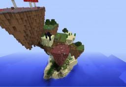 THESURVISLAND Minecraft Map & Project