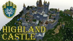 Highland Castle Minecraft Map & Project