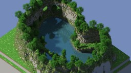 Eternal Pond Minecraft Map & Project