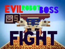 Evil Robot Boss Fight For MCPE 0.14.2