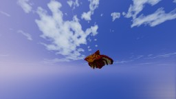 Dragon // Fish // Built By PlanetBuild Minecraft Map & Project