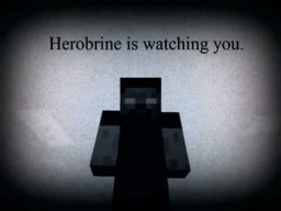 Herobrian story (Herobrine Mythos contest 40th place!)