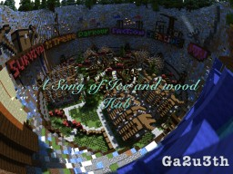 A Song of Ice and Wood Hub Minecraft Map & Project