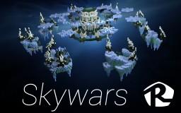 Frozen Fantasy - Skywars Map Minecraft Map & Project