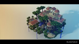 Omicron - Roma Themed Spawn Minecraft Map & Project