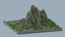 Mt. Eagle Minecraft Map & Project