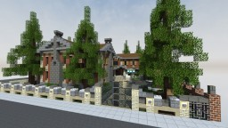 Victorian Mansion - Greenfield Minecraft Map & Project