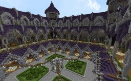 SnitzelVIlle New Spawn Update Minecraft Project
