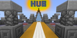 Hub (Made by: Sky Network) Minecraft