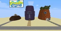 Bikini Botton - SpongeBob SquarePants Minecraft Map & Project