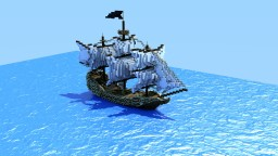 La Boa Viagem - Minecraft ship Minecraft Map & Project