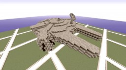Minecraft StarWars - Mellennium Falcon Build Minecraft Map & Project