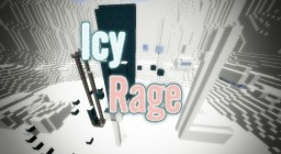 Icy Rage Parkour Minecraft Map & Project