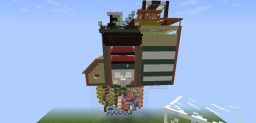 Auto farmhouse! Minecraft Project
